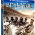Epic Adventure BEN-HUR Coming to Blu-ray and Digital HD