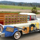 Country Music Truck Arrives at Mecum Auction in Dallas