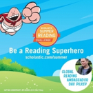 Dav Pilkey Gives Away Books at 50 Schools Nationwide For Summer Reading