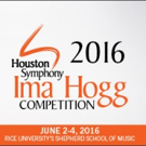 Houston Symphony Announces Ima Hogg Competition Semifinalists