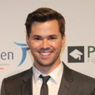 Photo Flash: HAMILTON's Andrew Rannells Dons King George Attire for Vintage Photo