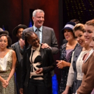 Photo Flash: Mayor Bill de Blasio Celebrates Another Mayor at FIORELLO!