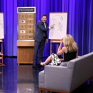 VIDEO: Claire Danes & Ron Howard Face Off in 'Pictionary' on TONIGHT SHOW