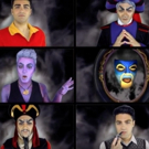 STAGE TUBE: Daniel Coz Channels Gaston, Jafar and More in 'The Disney Villains Medley'