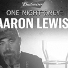 Aaron Lewis to Play the Beacon Theatre This November
