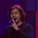 VIDEO: Lukas Graham Performs 'You're Not There' on LATE NIGHT