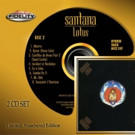 Audio Fidelity to Release Legendary Santana Live Album 'Lotus' 2-CD