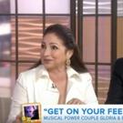 VIDEO: Gloria & Emilio Estefan Talk New ON YOUR FEET Cast Recording on 'Today'