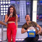 VIDEO: Cast of Broadway's ON YOUR FEET! Perform Medley of Songs on GMA