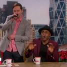 VIDEO: KINKY BOOTS' Wayne Brady Freestyles on 'The Talk'