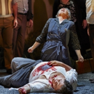 BWW REVIEW: Opera Australia's Blended Stories Of CAVALLERIA RUSTICANA and PAGLIACCI Presents Two Jilted And Spiteful Lovers With Varying Degrees Of Emotional Engagement. Photos