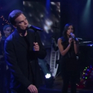 VIDEO: Michael C. Hall & Cast of LAZARUS Perform on 'Late Show'