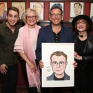 Photo Coverage: WAR PAINT & DEAR EVEN HANSEN Unite to Celebrate Michael Grief's New Sardi's Portrait!