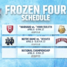 ESPN Televises College Hockey's Frozen Four for 24th Consecutive Year