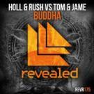 Holl & Rush Team with Tom & Jame for Massive Collaboration 'Buddha'