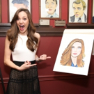 Photo Coverage: The Lovely Laura Osnes Joins the Sardi's Wall of Fame