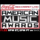 Coca-Cola Red Carpet LIVE! @ The 2015 AMAs to Stream Live on Yahoo