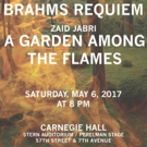 The Cecilia Chorus of New York to Present World Premiere of A GARDEN AMONG THE FLAMES