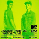 MTV Unveils Digital & Social 2016 MTV EMAs Integrations