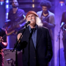 VIDEO: David Crosby Performs 'She's Got to Be Somewhere' on TONIGHT