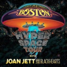 Boston Welcomes Joan Jett & The Blackhearts to 2017 Hyper Space Tour