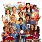 Photo Flash: Check Out Official Key Art for Netflix's WET HOT AMERICAN SUMMER