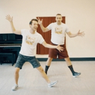 DANCE CAPTAIN DANCE ATTACK: Ben Tests His Will Power with SOMETHING ROTTEN!'s Eric Giancola