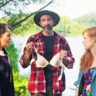 Inis Nua Theatre Company Launches 12th Season with Dark Comedy HOOKED! Tonight