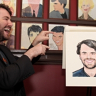 Photo Coverage: Tony Nominee Alex Brightman's Portrait Joins the Walls at Sardi's!