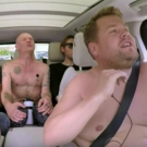 VIDEO: Red Hot Chili Peppers Hop Into JAMES CORDEN's Carpool Karaoke