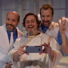 BWW Review:  AN ACT OF GOD is a Hilarious Offering to Partake Of