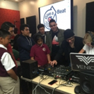 Electronic Duo Venice Teach Music Production Workshop For At-Risk Youth in L.A.