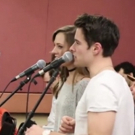 STAGE TUBE: Watch Laura Osnes, Corey Cott & More Sing at  the BANDSTAND Sitzprobe!