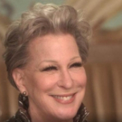 VIDEO: Bette Midler Talks DOLLY, HOCUS POCUS & More on TODAY!