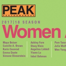 Peak Performances' 2017-18 Season to Highlight Works by Women