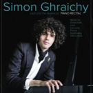 Pianist Simon Ghraichy to Perform This October at Carnegie Hall