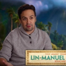 VIDEO: Lin-Manuel Miranda Talks About the Music of MOANA