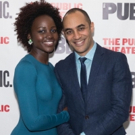 Photo Flash: Lupita Nyong'o and More Celebrate Mobile Unit's TWELFTH NIGHT Opening at The Public