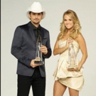 Carrie Underwood, Brad Paisley to Host 50TH ANNUAL CMA AWARDS Live on ABC