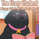 Stephanie Kwisnek Pens 'The Starr Student: A Happy Tail from the Goofy Newfie'