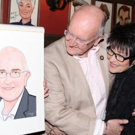 Photo Coverage: THE COLOR PURPLE's John Doyle Unveils New Portrait at Sardi's!