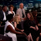 VIDEO: Who You Gonna Call? Past & Present GHOSTBUSTERS Cast Members Unite on 'Kimmel'