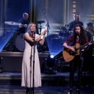 VIDEO: Joseph Make TV Debut Performing 'White Flag' on TONIGHT SHOW