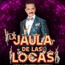 TOMAS GOROS se integra a LA JAULA DE LAS LOCAS MX