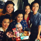 Photo Flash: Saturday Intermission Pics, 10/24 - ALLEGIANCE, ON YOUR FEET! and More!