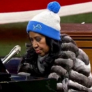 VIDEO: Aretha Franklin Transfixes America with Performance of National Anthem