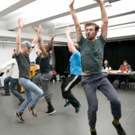 Photo Flash: First Look at Rehearsals for A.R.T.'s NATASHA, PIERRE & THE GREAT COMET OF 1812