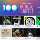 Pandora Releases 2015 Top Thumb Hundred