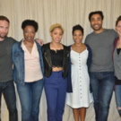 Photo Flash: In Rehearsals for INTIMATE APPAREL at Bay Street Theatre