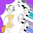 BWW Exclusive: Ken Fallin Draws the Stage - DAMES AT SEA